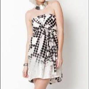 NWT Diane von Furstenberg Antonella Dots Dress 6